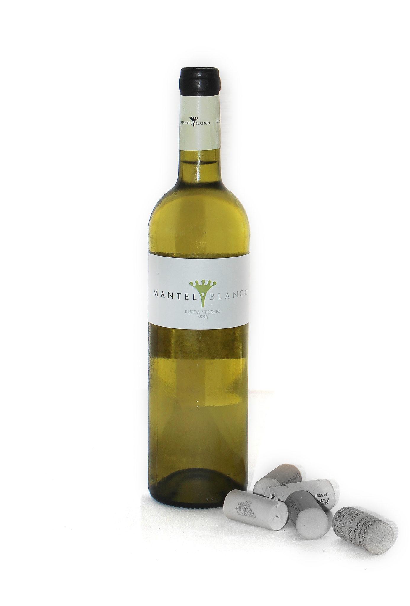 Mantel Blanco Verdejo Viñas Viejas