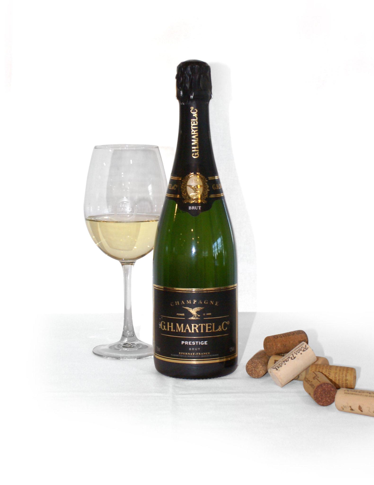 Champagne G.H. Martel & Co.